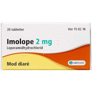 Imolope 2 mg - 20 tabletter