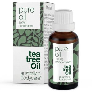 100 % ren Tea Tree Oil - Naturlig Tea Tree Oil af højeste kvalitet (30 ml)