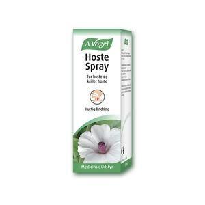 A.Vogel Hoste spray - 30 ml