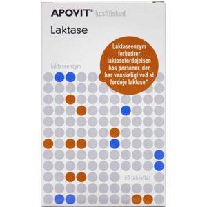 Apovit Laktase tabletter 60 stk