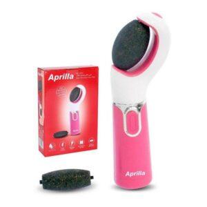 Aprilla - Elektrisk Fodfil - 360º - Hvid Pink