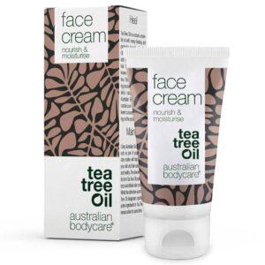 Australian Bodycare Face Cream - Nærende creme med aktive ingredienser til dag og nat