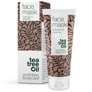 Australian Bodycare Face Mask - Dybderensende ansigtsmaske mod hudorme og bumser