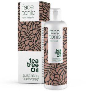 Australian Bodycare Face Tonic - med Tea Tree Oil - Dybderensende tonic til daglig brug