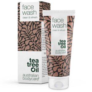 Australian Bodycare Face wash - Daglig ansigtsrens til mænd og kvinder