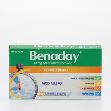 allergi piller