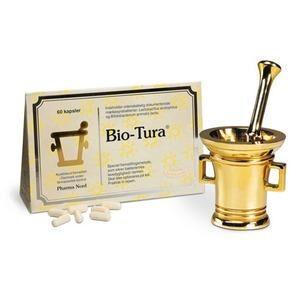 Bio-Tura, mælkesyrebakterier - 60 kapsler
