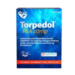 Biosym Torpedol PEA comp. (30 kap)