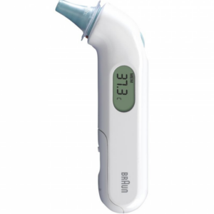Braun - Øretermometer - IRT3030WE - ThermoScan 3
