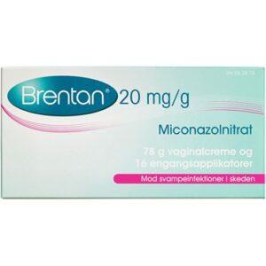 Brentan 78 g Vaginalcreme