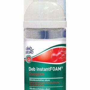 Deb Stoko, InstantFOAM Complete hånddesinfektion, allergivenlig, i pumpeflaske, 47 ml (udsolgt)