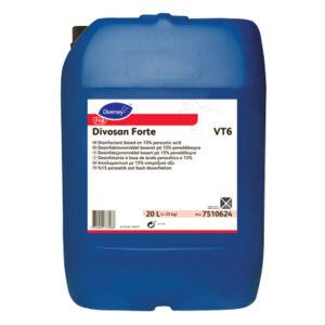 Divosan Forte VT6, højeffektivt desinfektionsmiddel, 20 L - 7510624