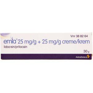 Emla Creme - 5 % - 30 Gram