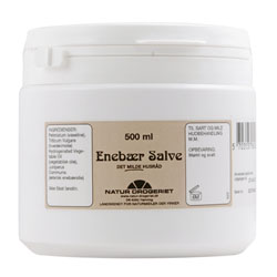 Enebærsalve mild (500 ml)
