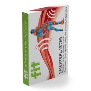 FIT Smerteplaster Universal 10 stk.