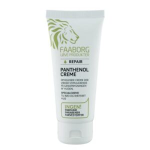 Faaborg Pharma Panthenol creme i tube - 100 ml