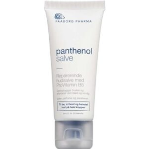 Faaborg Pharma Panthenol salve 25 ml
