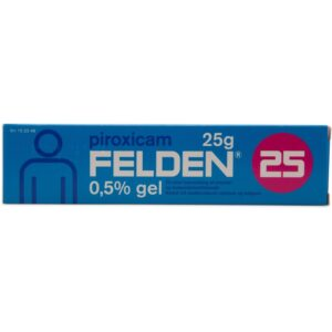 Felden Gel - 0.5 % - 25 Gram