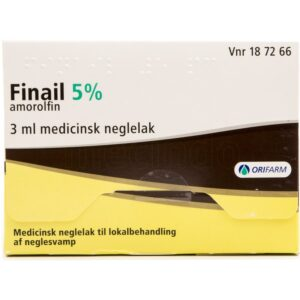 Finail Neglelak - 5 % - 3 ml