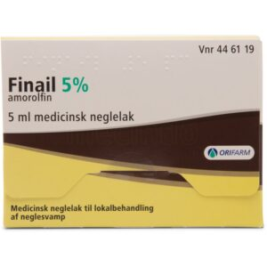 Finail Neglelak - 5 % - 5 ml