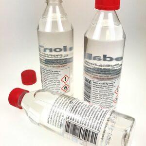 Håndsprit 70%, 500ml på flaske med doseringstud