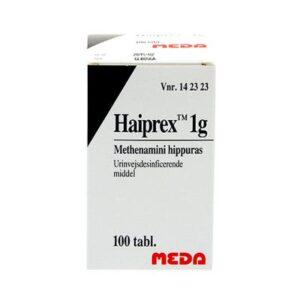 Haiprex 1 g - 100 tabletter