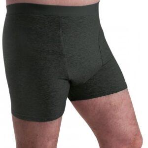 Inkontinens boxershorts til mænd