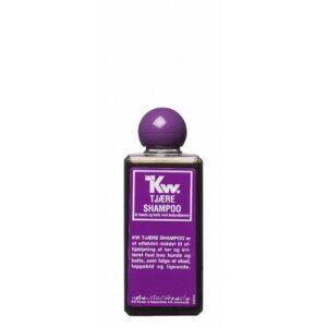 Kw Tjære Hundeshampoo - 200ml - Mod Tør og irreteret Hud
