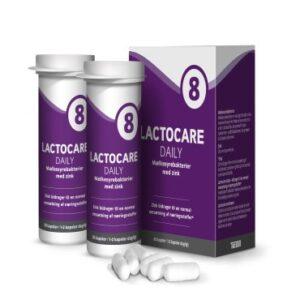 Lactocare Daily Kosttilskud 60 stk