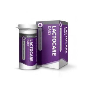 Lactocare Daily med zink - 30 kapsler