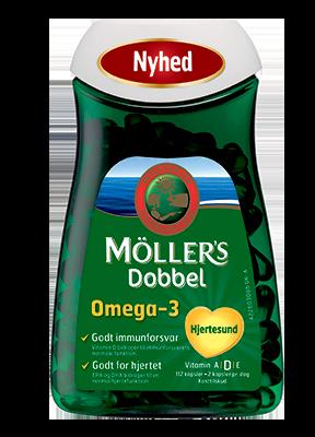 Møllers Dobbelt (112 tabletter)