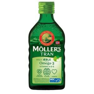 Møllers Tran Æble - 500 ml