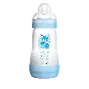 MAM Anti-colic sutteflaske 260 ml - blå