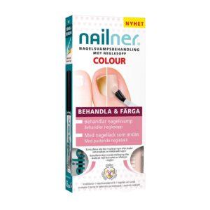 Nailner Behandling og Farve - 1 Stk.
