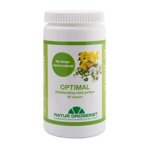 Natur-Drogeriet Optimal - 90 kapsler