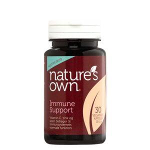 Nature's Own - Immune Support med beta-glucan (30 kaps.)