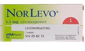 NorLevo 1 stk Tabletter