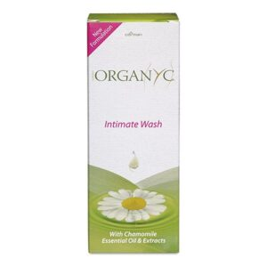 Organyc Intimsæbe - 250 ml