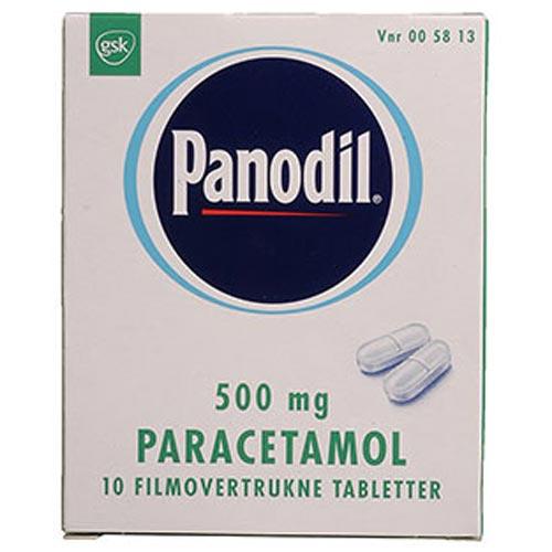 panodil zapp virkningstid
