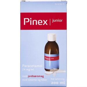 Pinex Junior 200 ml Oral opløsning