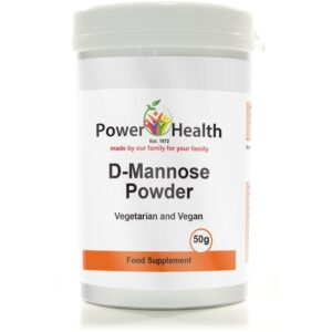 Power Health D-Mannose - 50 Gram