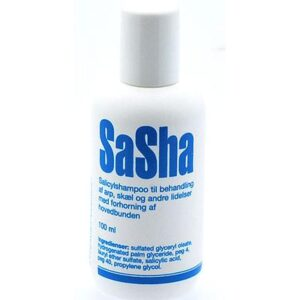 shampoo mod skæleksem