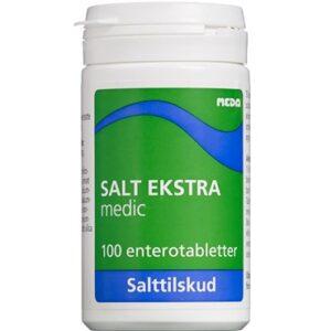 Salt Extra enterotabletter 100 stk