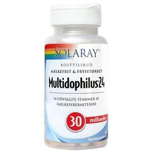 Solaray Multidophilus 24 - 60 kap