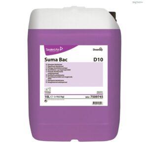 Suma Bac D10, overfladedesinfektion, 10 L
