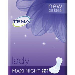 Tena Lady Maxi Night, 12 stk.