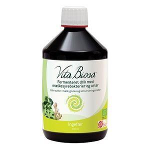 Vita Biosa Ingefær Ø - 500 ml