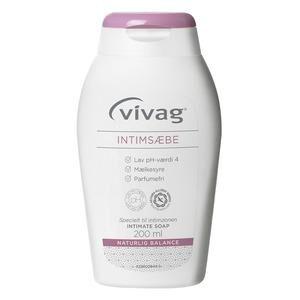 Vivag intimsæbe - 200 ml