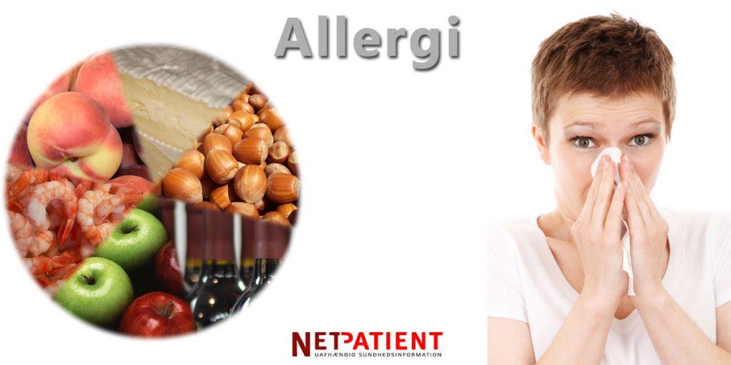 Allergi er en overreaktion på ellers ufarlige ting