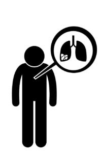 Lungebetændelse kan opstå ved infektion med coronavirus